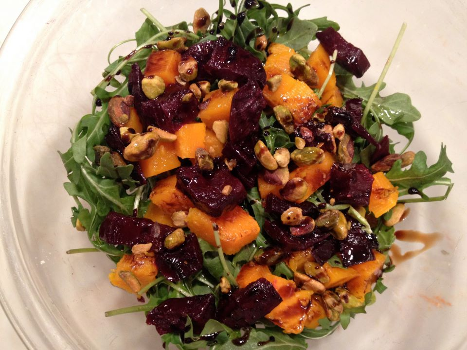 Take Back the Kitchen – Winter Salad with Butternut Squash and ...