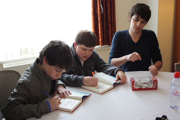 Diary Of A Wimpy Kid Rodrick Rules Cast Interviews The Next Chapter