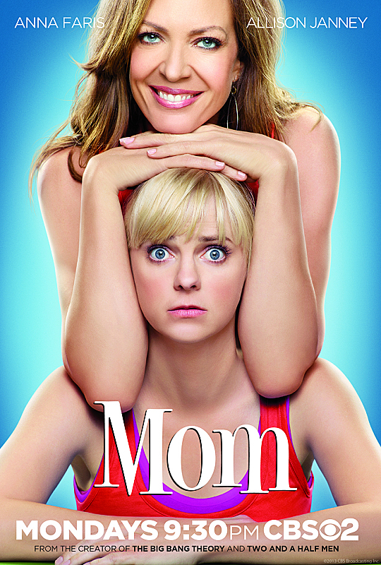 Don't Miss the Premiere of MOM!