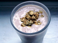 Thumbnail image for granola berry smoothie