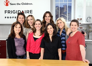 Frigidaire Snack Event Group Photo.JPG