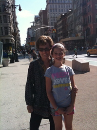 shopping in the flatiron district