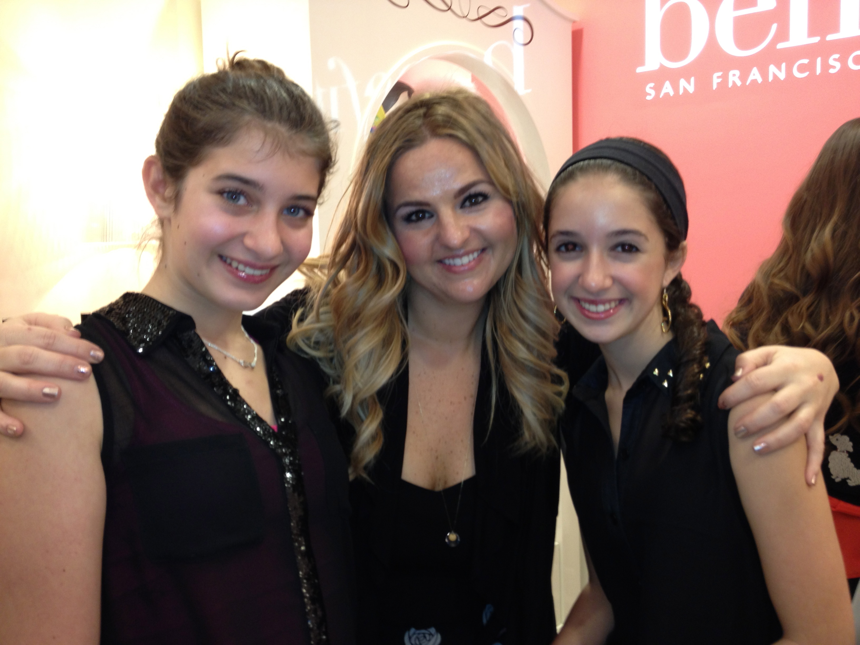 A Day of Mother/Daughter Beauty at Benefit