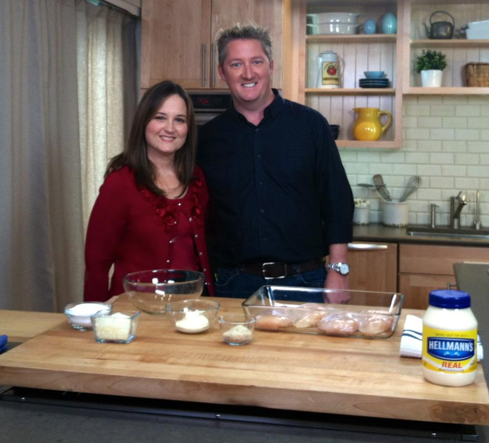 Chef Tim Love Teaches Me How to Cook!