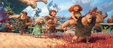 The Croods Croodaceous Creatures and Worlds