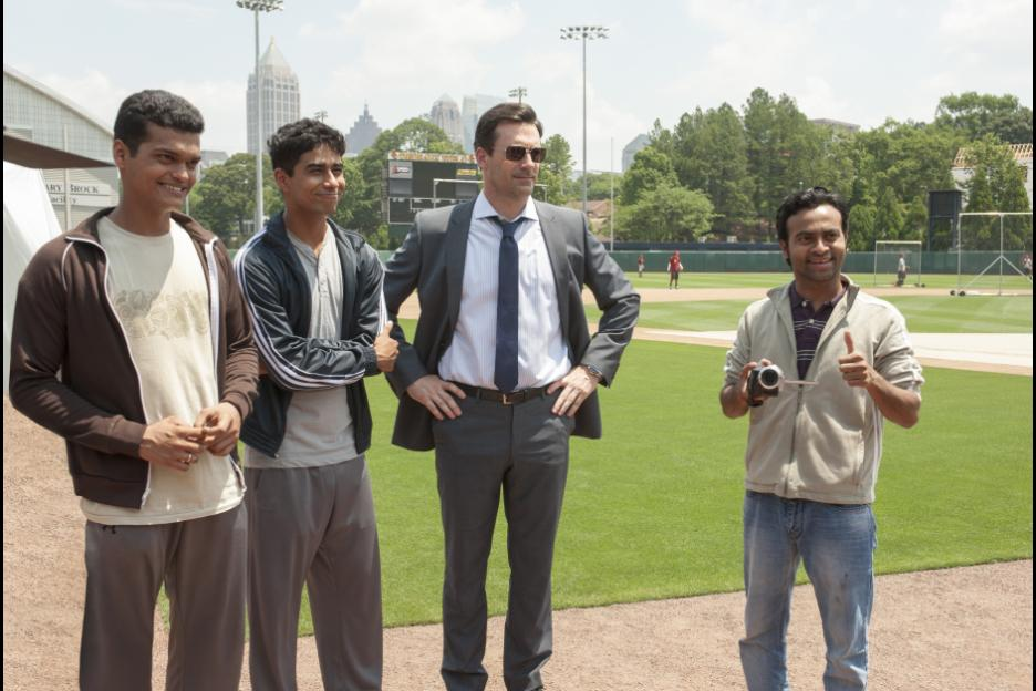 Million Dollar Arm:  Two Hours of Hope, Inspiration & Smiles