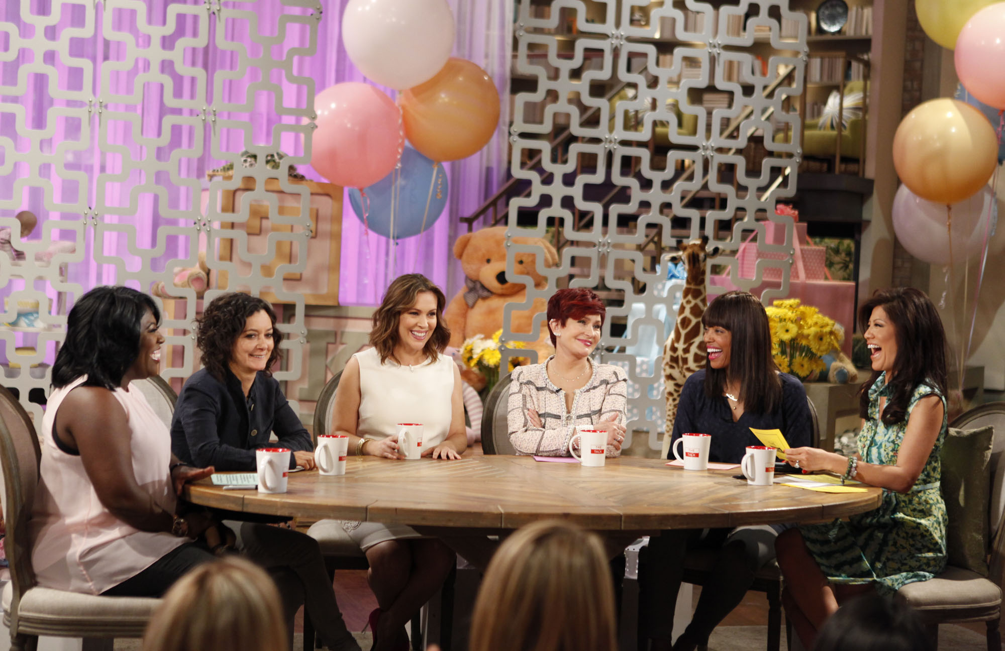 "TV TUNE IN ALERT:  ""The Talk"" Throws its Annual Million Dollar Baby Shower for Expectant Moms"