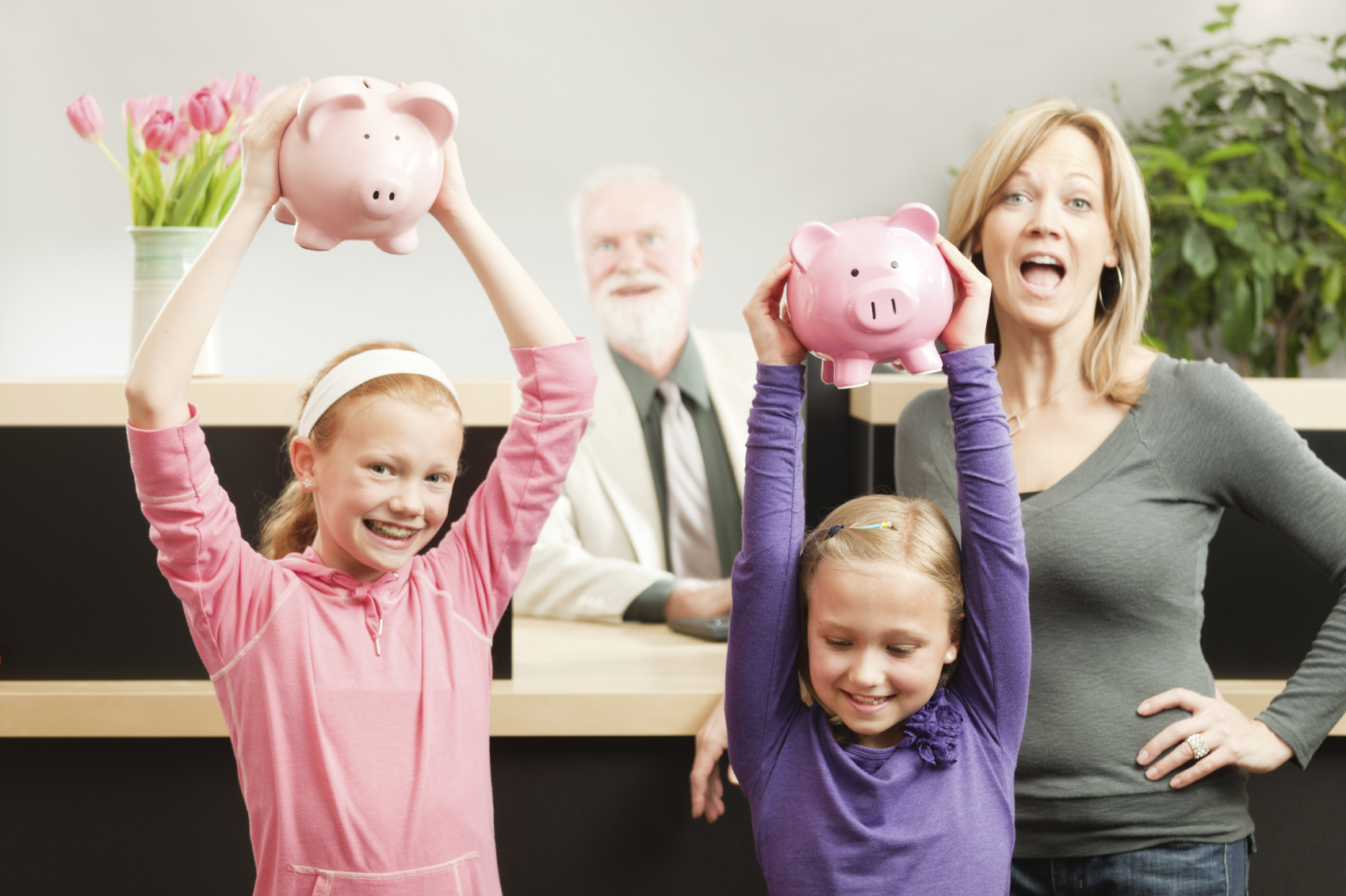 Five Ways to Raise a Financially Savvy Kid