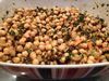 chick pea salad with cilantro and burberries.jpg
