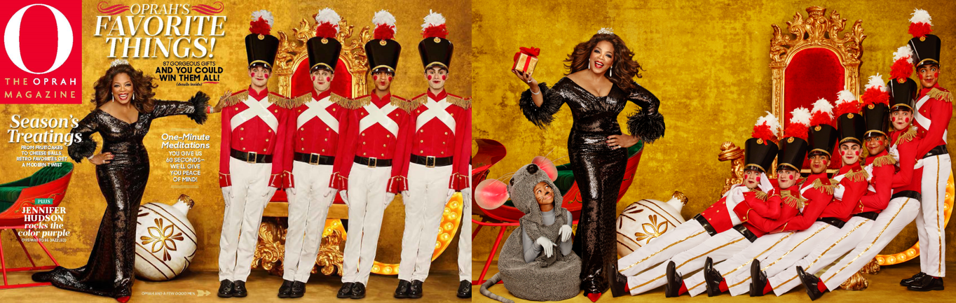 Get a Sneak Peak of Oprah's Favorite Things 2015!