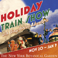 Holiday train show ticket giveaway rolemommy - New york botanical garden tickets ...